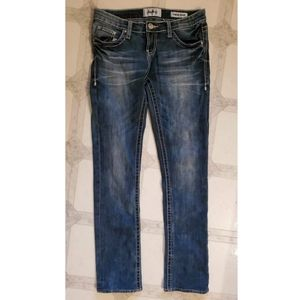 DAYTRIP from The Buckle dark wash jeans, Size 26W